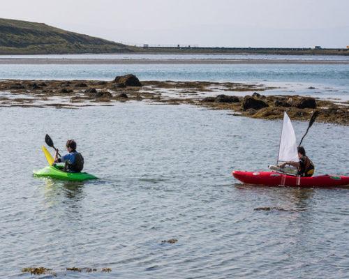 Dinghy Sailing, Kayaking and Motor Boating...