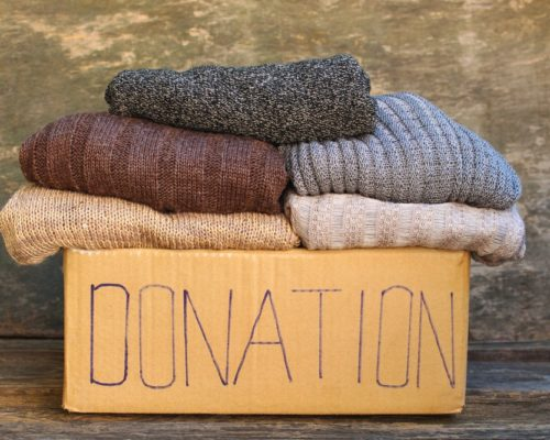 Donation Sorters (Supporting Afghan Evacuee Resettlement)