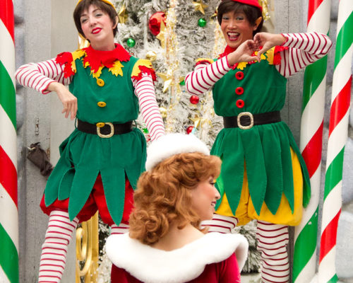 Virtual Christmas Elf