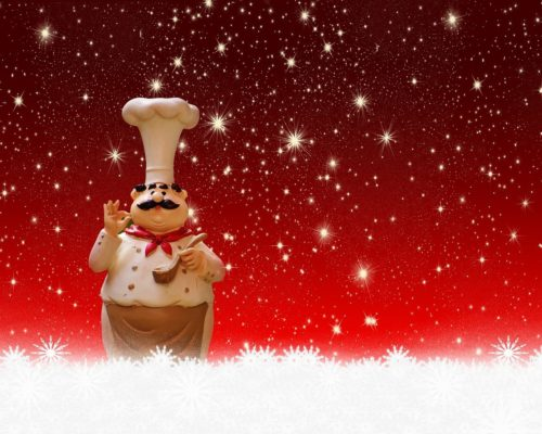 Christmas Day Chefs Wanted